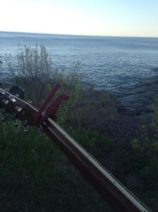 Songwriting by Lake Superior